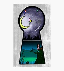 210x230 Keyhole Drawing Photographic Prints Redbubble