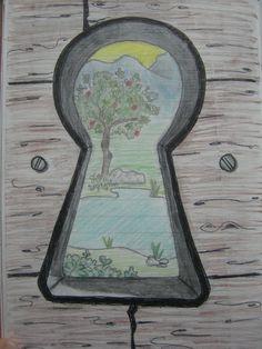 236x314 Keyhole Drawing