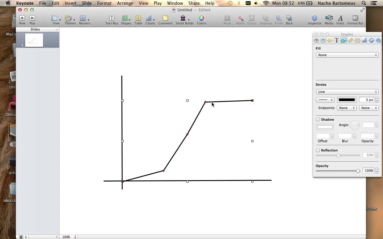 1280x800 How To Draw A Curve In Keynote