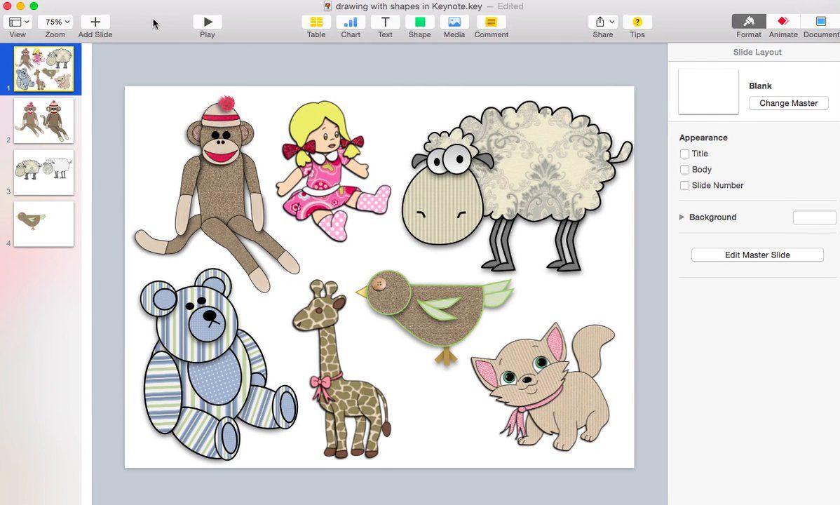 1198x720 Using Keynote To Make Art Art Kids Ideas Keynote