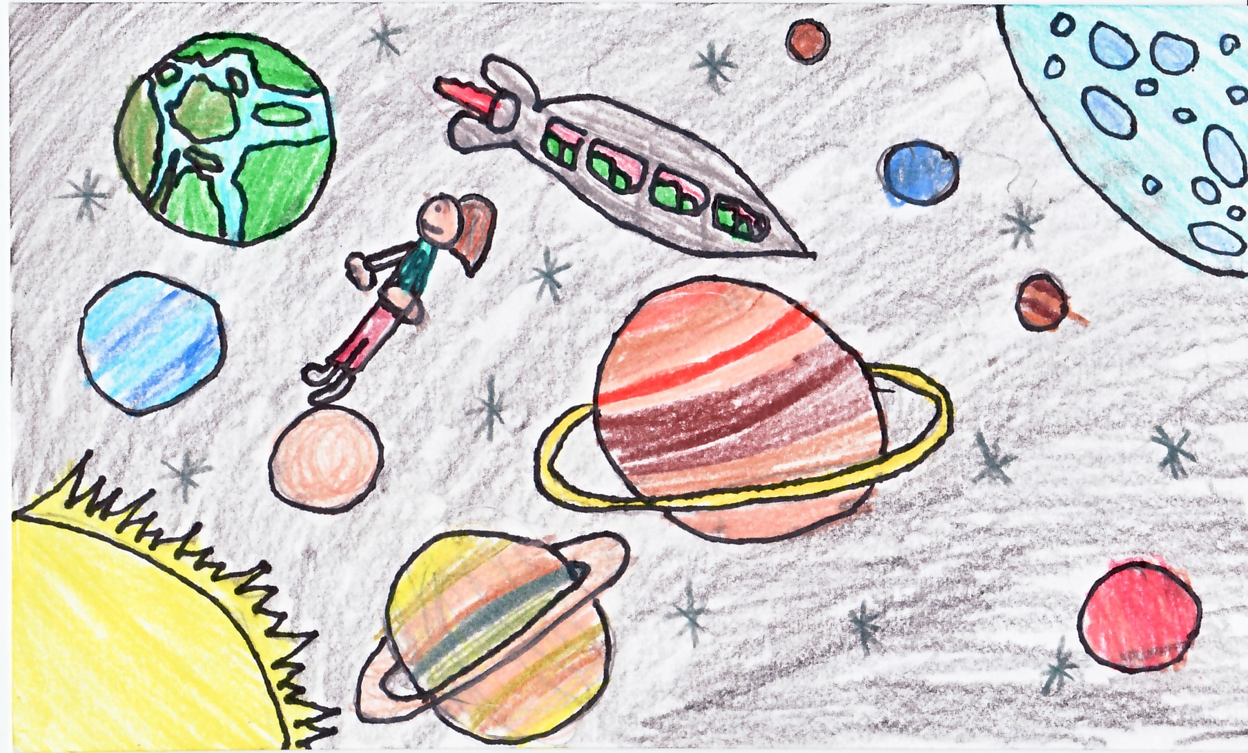 1808x1091 Art Helps Kids Access The Sun, Moon, Stars