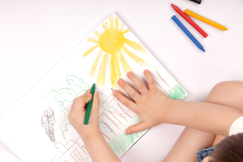 1000x667 Want To Improve Your Kids' Writing Let Them Draw