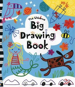 257x300 Usborne Books Amp More. Big Drawing Book Keeps Kids Busy! Perfect