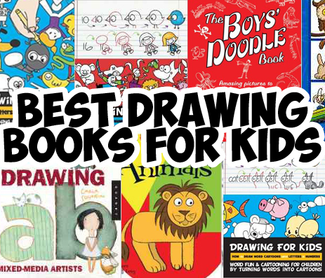 463x397 List Of Best Drawing Books For Kids Beginners And Homeschoolers