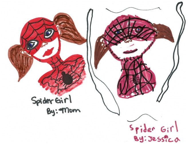 660x502 5 Minute Marvels Encourages Kids Amp Parents To Draw A Little Every