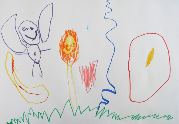 590x409 Kids Art Further Conversations About Drawing