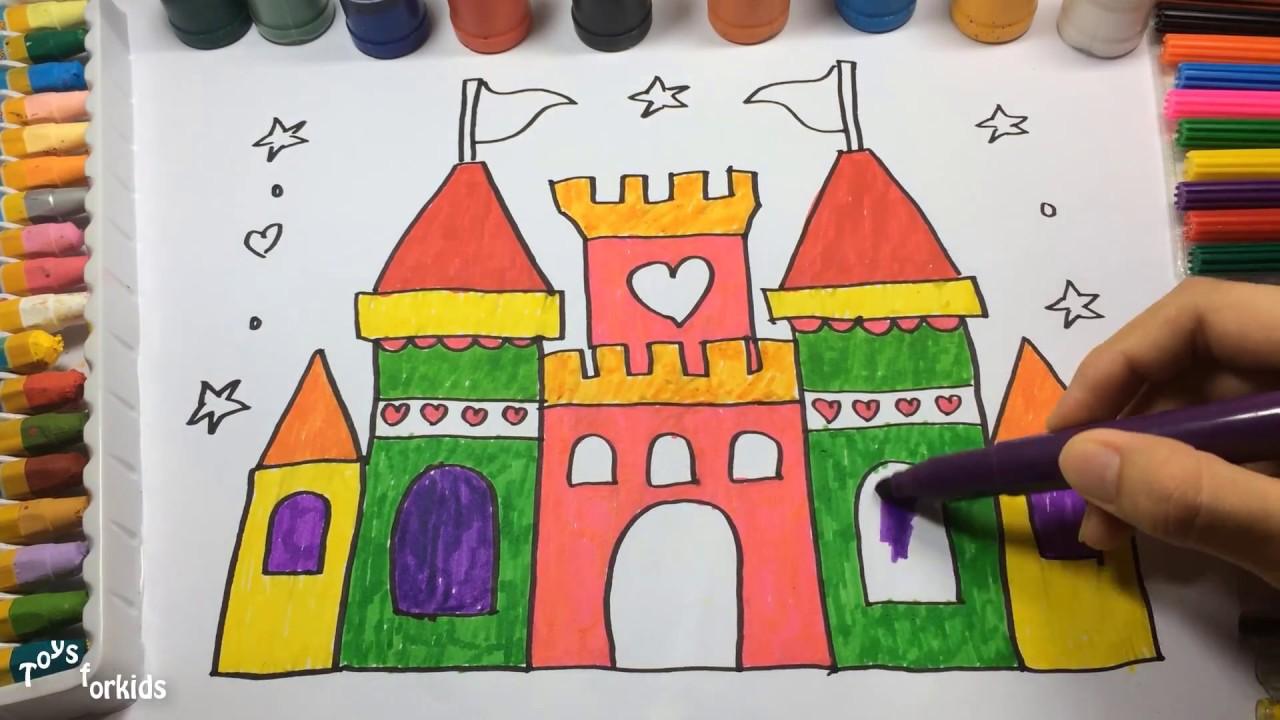 1280x720 Castle Pictures Kids Group