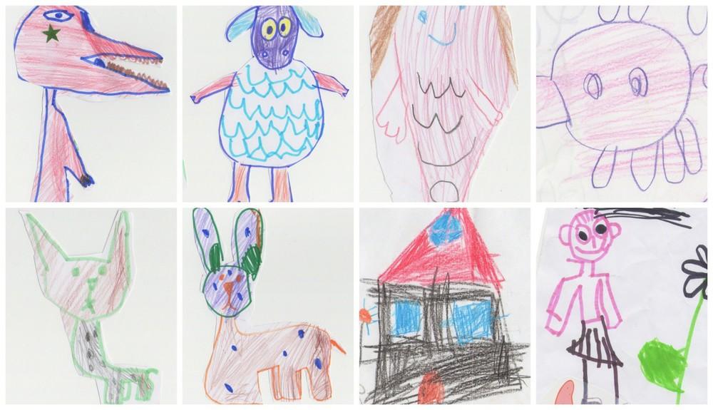 1000x575 Crayon Creatures