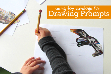 460x307 Drawing Activity For Kids