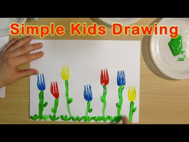 640x480 Flowers Original Preschool Activities
