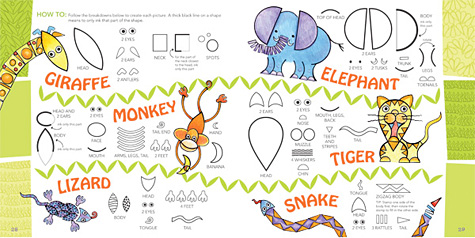 475x238 Giveaway Craft And Drawing Activity Books For Kids (And 20% Off