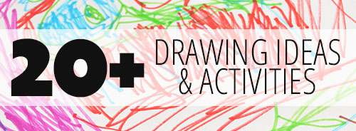 500x184 Three Quick And Easy Drawing Activities
