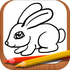 300x300 Buy Kids Drawing Animals In Cheap Price