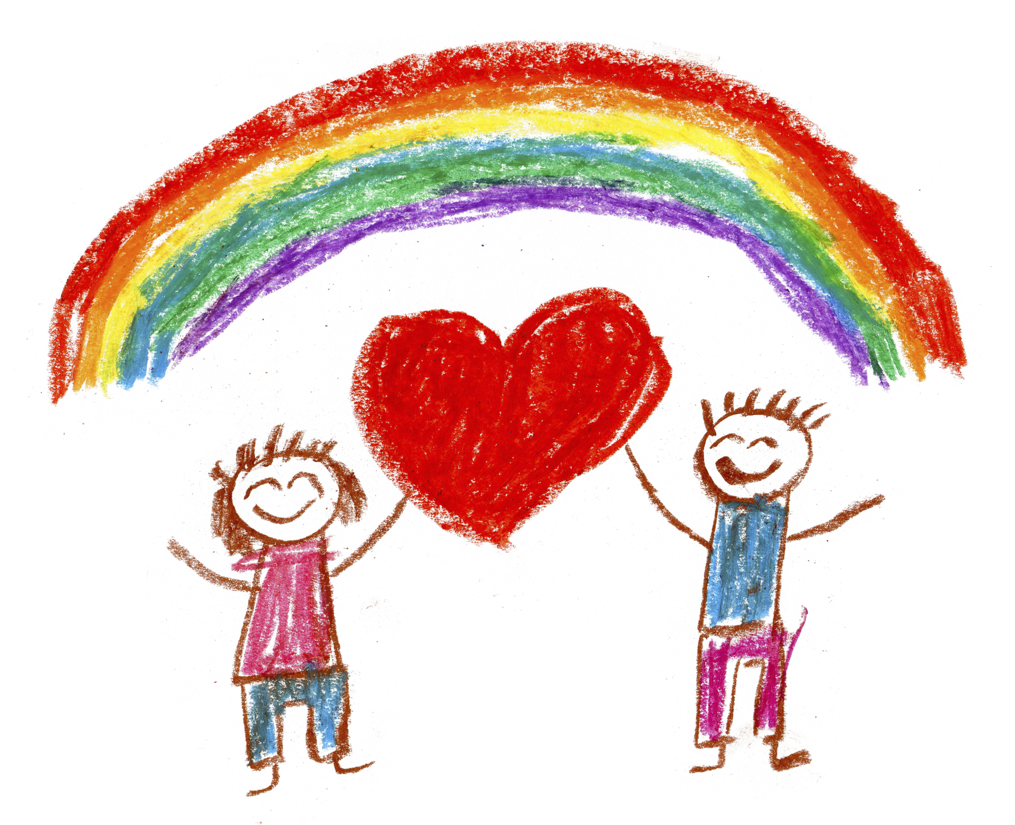 3502x2847 Rainbow Storytime Makes Family Life More Colorful! Pima County