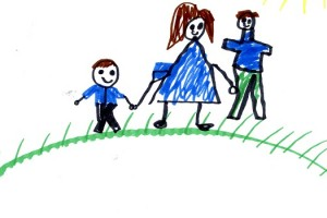 300x200 What Kids' Drawings Can Reveal About Their Lives