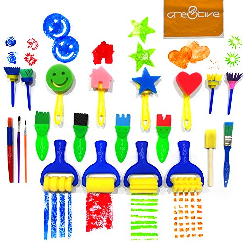 500x500 Cre8tivepick Kids Art Amp Craft 21 Pieces Of Fun Painting Drawing
