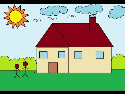 480x360 Paint Drawing For Kids 5633