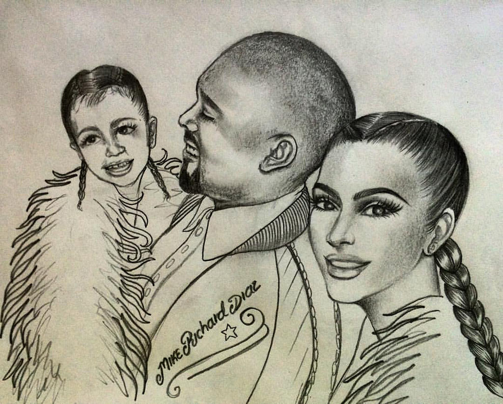 1024x822 Drawing Family Goals
