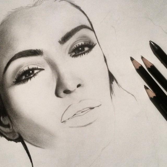 640x640 Kim Kardashian (In Progress) By Teikos