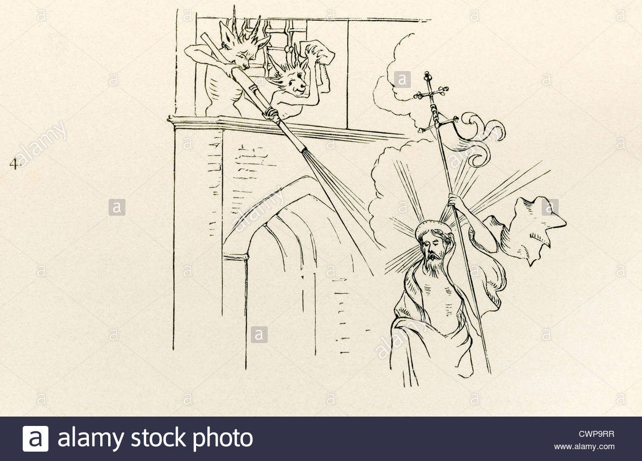 1300x934 Earliest Known Drawing Of Any Kind Of Hand Gun. From An Etching