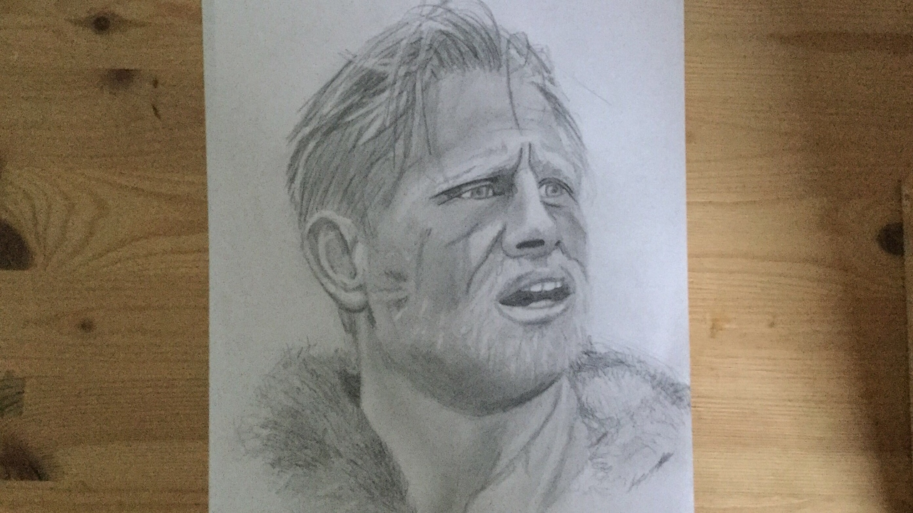 1280x720 How To Draw King Arthur