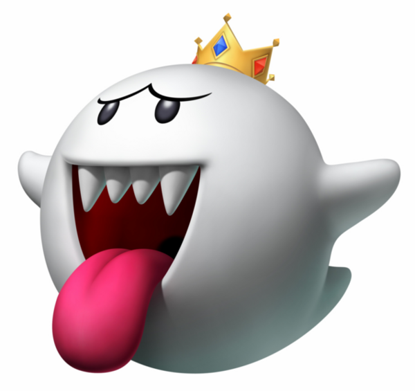 600x565 King Boo Free Images