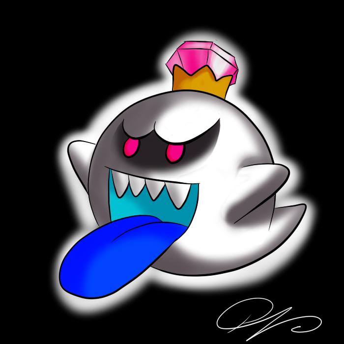 700x700 King Boo By Rottenheart6
