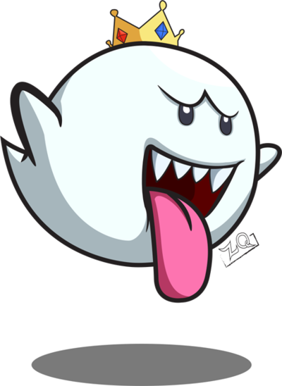 400x548 King Boo By Zeroquasar On Curtis's Tattoos