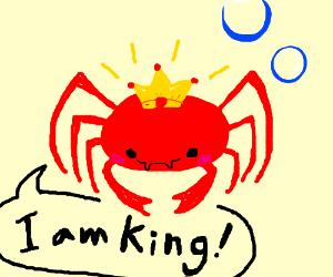 300x250 King Crab, Ruler Of Crab Kingdom