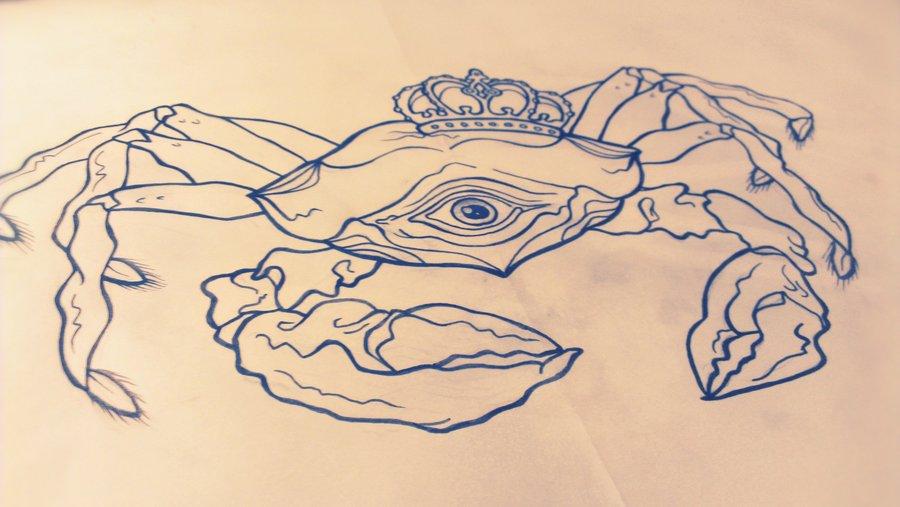 900x507 King Crab By Ohrloch