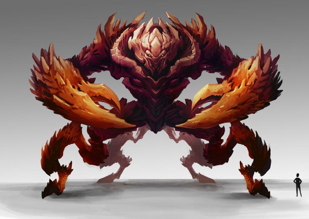 1024x725 King Crab By Thiago Almeida