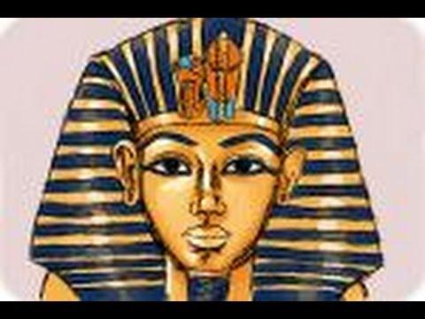 480x360 How To Draw Tutankhamun's Death Mask