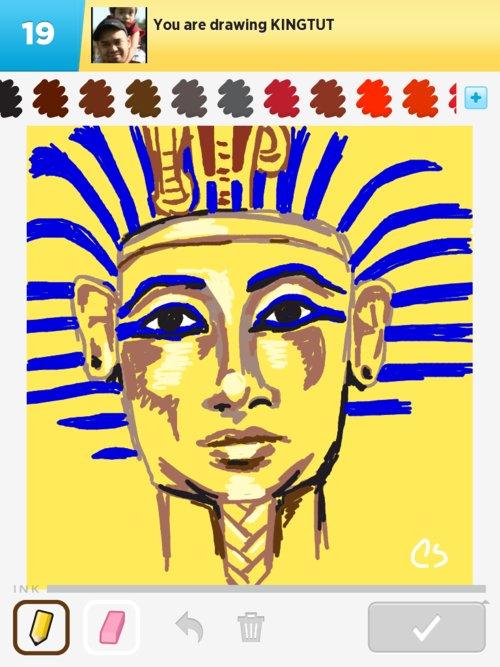 500x667 Kingtut Drawings