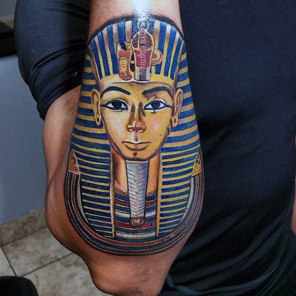 600x600 60 King Tut Tattoo Designs For Men