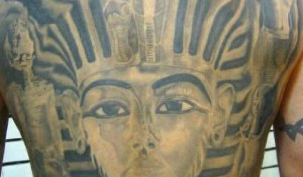 1024x600 King Tut Tattoo Drawing Tattoo Ideas