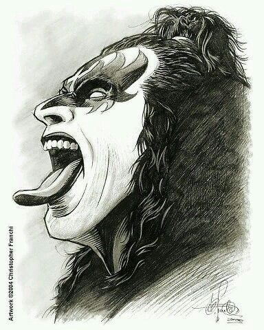 384x480 383 Best Kiss Images On Hot Band, Portraits And Fan Art