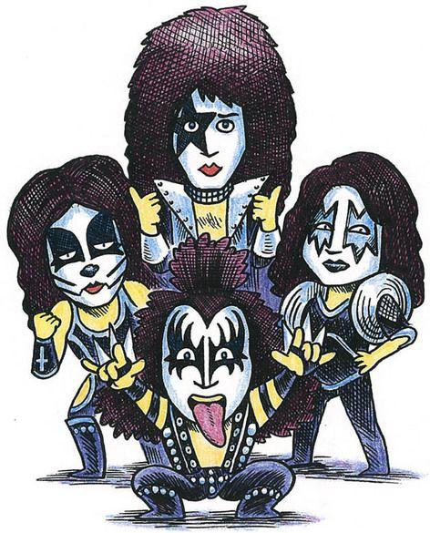 472x585 Kerrang! Encyclopaedia Of Rock Curious Thoughts