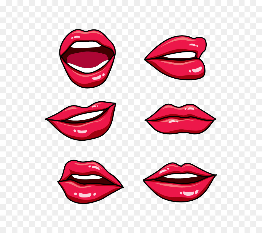 900x800 Lip Drawing Kiss Scalable Vector Graphics Clip Art