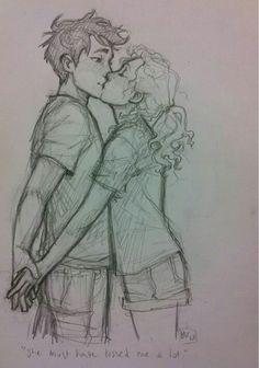 236x336 Katniss Amp Peeta By Burdge Draw, Sketches
