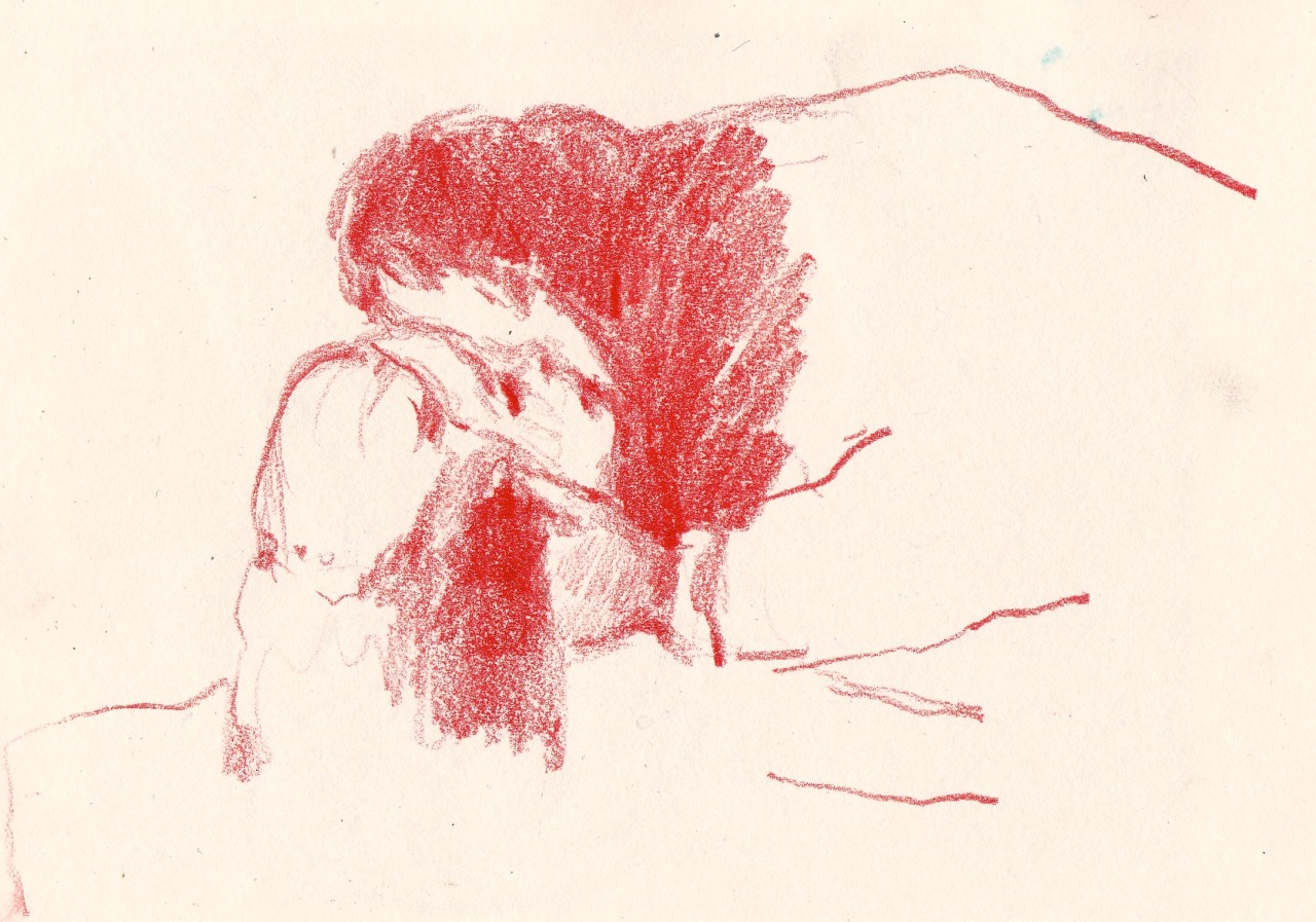 1280x897 Drawing Kissing Paper Sketch Artists On Tumblr Pencil Drawing Red