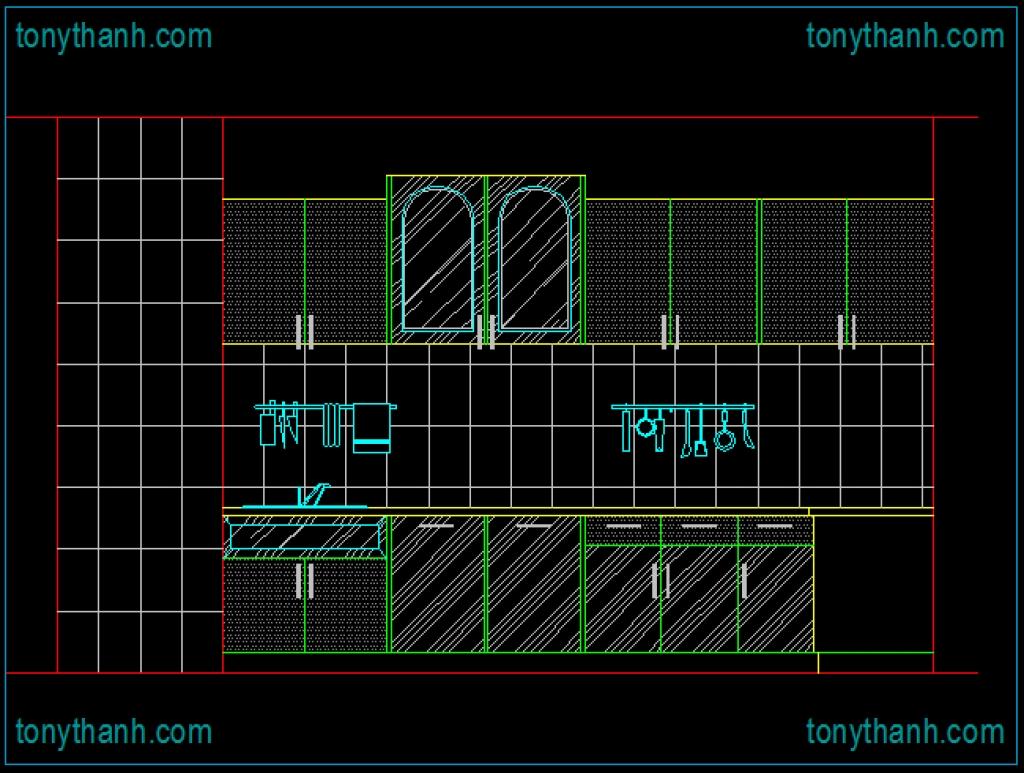 1024x773 Autocad Kitchen Design Interior Design Kitchen Cad Block Autocad