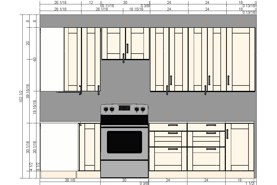 1088x725 12 Tips For Buying Ikea Kitchen Cabinets Kitchens With White
