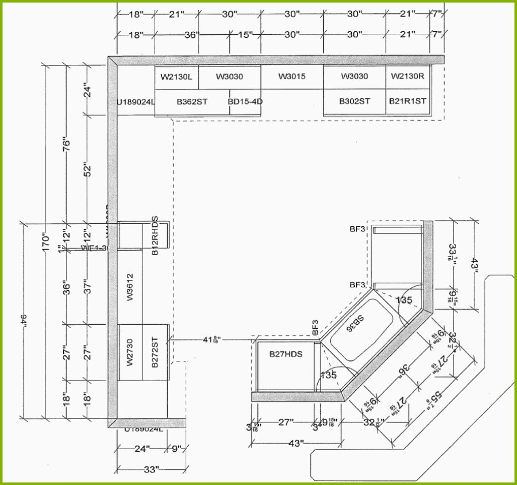 1027x962 Amazing Kitchen Base Cabinet Drawing Pic Kitchen Cabinets Design