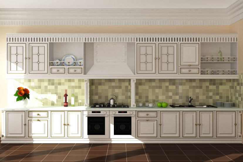 828x552 Kitchen Cabinet Drawing Software