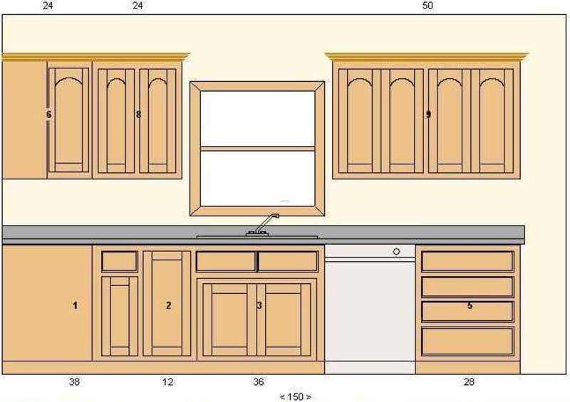 kitchen cabinet templates free kitchen cabinets drawing at getdrawings free for 19682