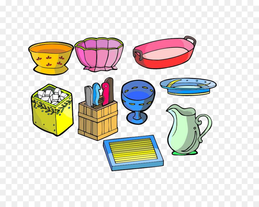 900x720 Household Goods Cartoon Drawing