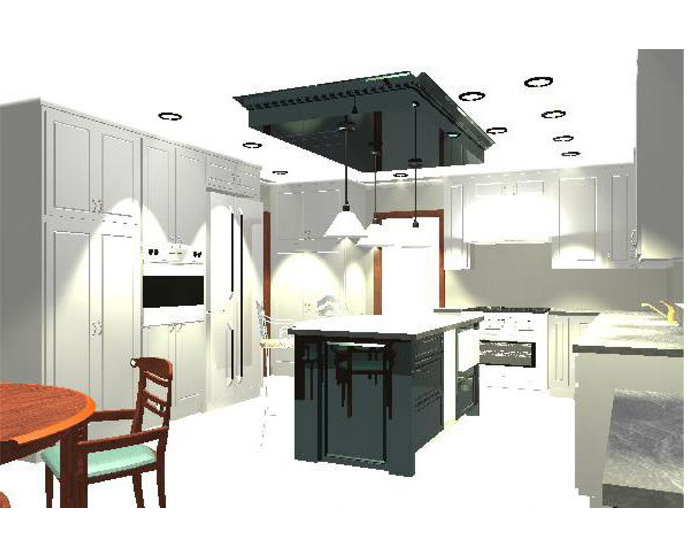 Kitchen Design Drawing at GetDrawings.com | Free for ...