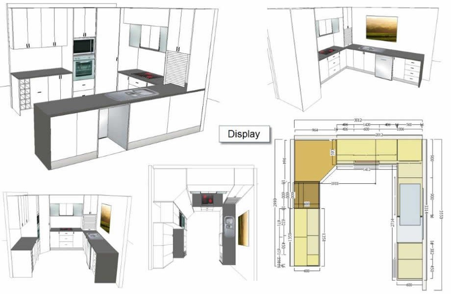 920x600 Kitchen Planning And Design Donatz Info
