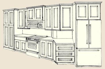 365x240 Modern Kitchen Design