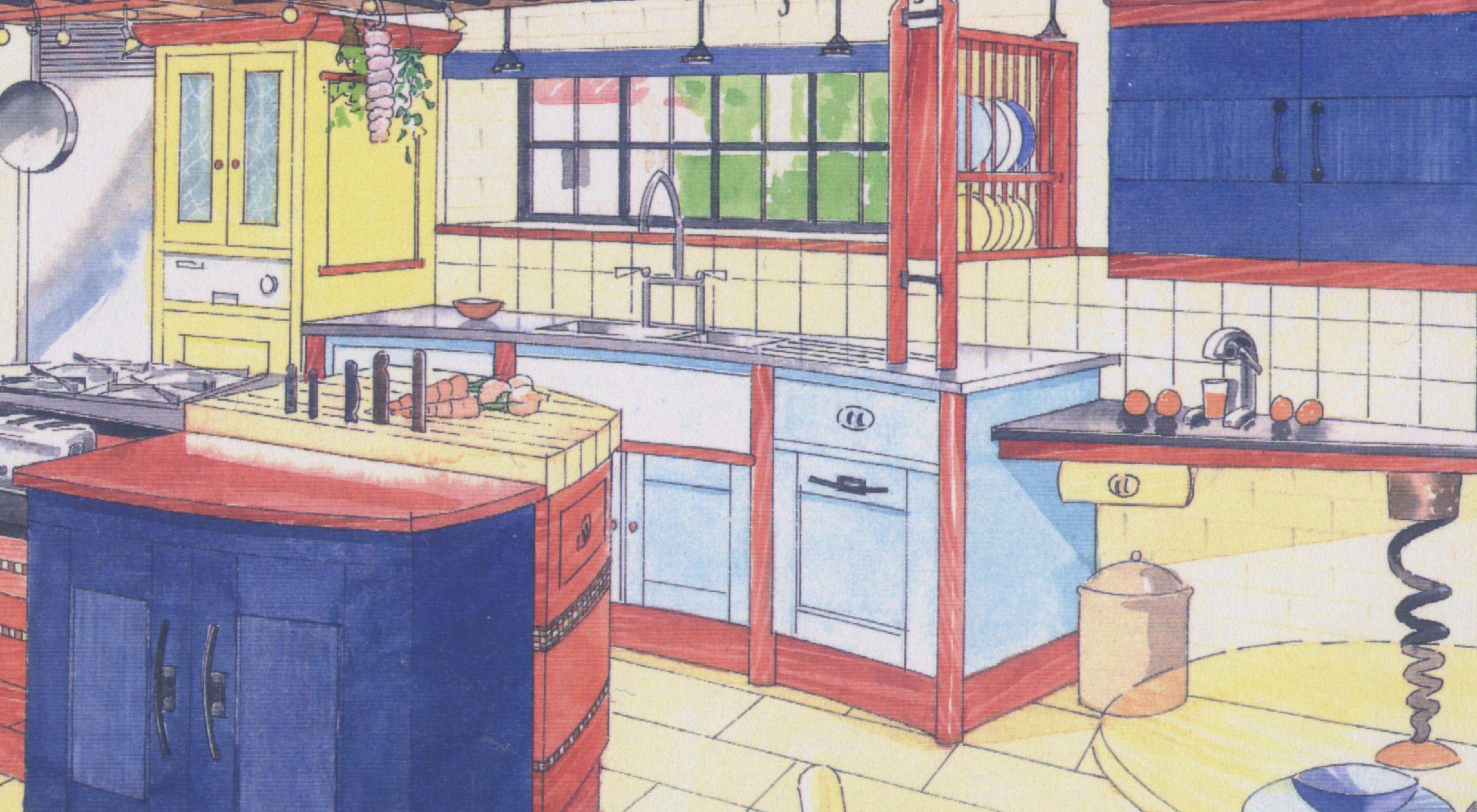 2560x1408 Kitchen Set Fun Kitchen Drawing Also Kids Design Kitchen Design
